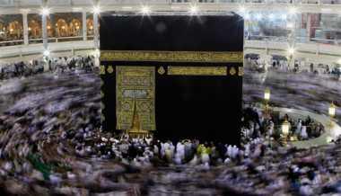 1.860 Jamaah Haji Asal Kalbar Selamat dari Badai Pasir Mekkah
