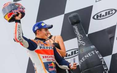Keunikan Silverstone Buat Marc Marquez Jatuh Cinta