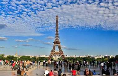Serangan Teroris, Pariwisata Prancis Rugi Rp11 Triliun