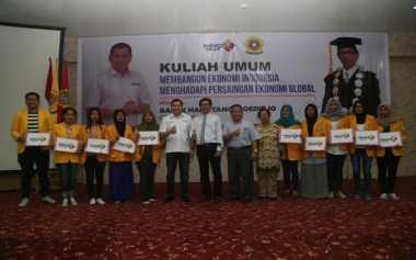 Hary Tanoe Ajak Mahasiswa Universitas Sriwijaya Produktif