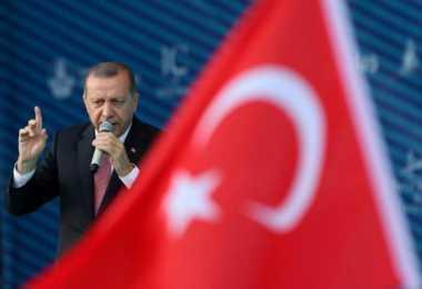 Dalam Setahun, Turki Tangkap 865 Komplotan ISIS dari Berbagai Negara