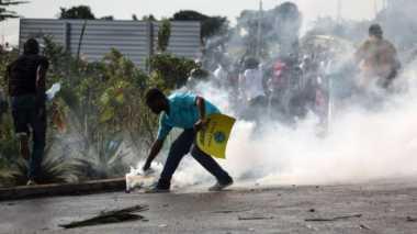 Saling Klaim Kemenangan, Pemilu Presiden di Gabon Berakhir Rusuh