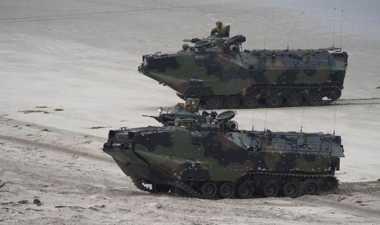 LCS Memanas, Jepang Siapkan Armada Militer Hadapi Korut dan China