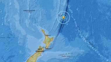 Breaking: Gempa 6.0 SR Guncang Selandia Baru, Tidak Picu Tsunami