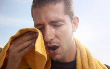 7 Penyebab Keringat Anda Berlebihan