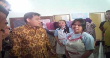 Terpidana Mati Mary Jane Berurai Air Mata saat Menyanyikan Indonesia Raya