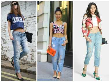 3 Tips Mudah Tampil Stylish dengan Denim Crop Top