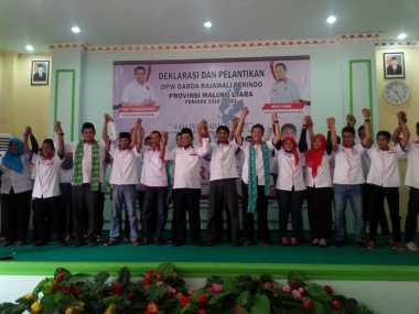Dilantik, GRIND Maluku Utara Diajak Bela Kepentingan Rakyat