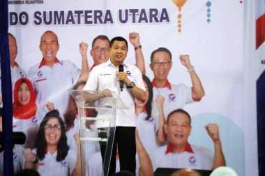 DPW Perindo Maluku Utara Kagumi Kepemimpinan Hary Tanoe