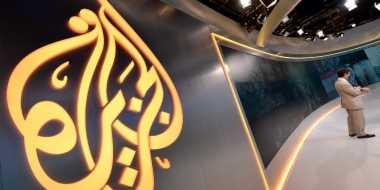 Hujan Misil Hancurkan Kantor Berita Al Jazeera di Suriah