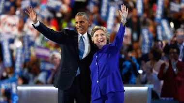 Obama Gunakan Nama Samaran saat Bertukar Pesan dengan Hillary