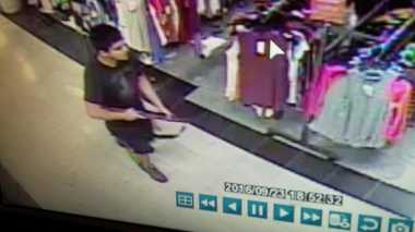 BREAKING NEWS: Polisi Tangkap Pelaku Penembakan Mal di AS