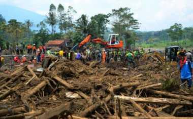 Bencana Garut dan Sumedang, Perindo: Kita Berikan yang Terbaik