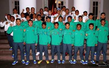 ULTAH HARY TANOE: Impian Hary Tanoe Bawa Futsal Indonesia Juara Dunia