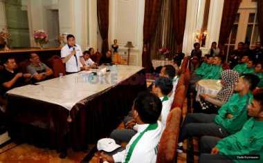ULTAH HARY TANOE: Skenario Hary Tanoe Majukan Futsal Indonesia ke Kancah Internasional