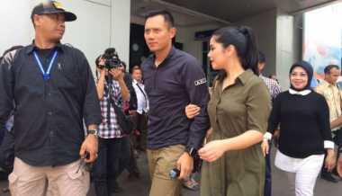 Agus Yudhoyono Pamer Kemesraan dengan Annisa Pohan Usai Tes Narkoba