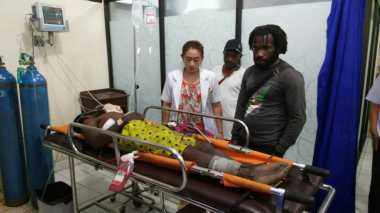 Korban Penembakan di Puncak Jaya Alami Pendarahan di Paru-Paru