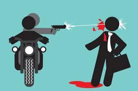 Ngebut saat Beriringan dengan Polisi, Seorang Begal Ditembak