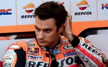 Pedrosa Kecewa Berat Gagal Raih Pole Position di GP Aragon