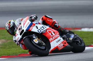 Pembalap Ducati Tak Ingat Alami Kecelakaan