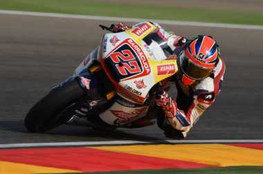 Sam Lowes Sukses Menangi Moto2 Aragon, Marquez Runner-up
