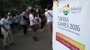 4.800 Mancanegara Berpesta di TAFISA Games 2016