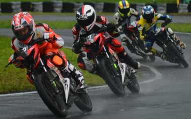 Eks Rider Moto2 Sumbang Emas PON untuk DKI