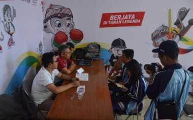 19 Wartawan Cilik Turut Liput Cabang Tinju PON 2016