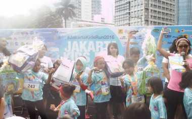 Tanamkan Aktivitas Sehat sejak Dini dengan Jakarta Kids Run