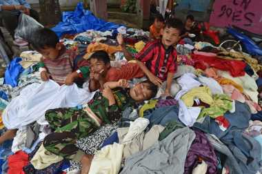2.200 Anak Sekolah Jadi Korban Banjir Bandang Garut