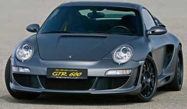 Gemballa Perkuat Aura Sporty Porsche 911 Turbo Avalanche