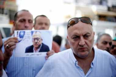 Keluarga Salahkan PM Yordania atas Kematian Nahed Hattar