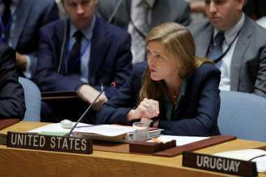 AS Tuduh Rusia Bertindak Barbar di Suriah