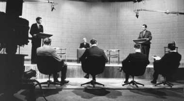 Inilah Debat Capres AS Pertama yang Disiarkan di Televisi