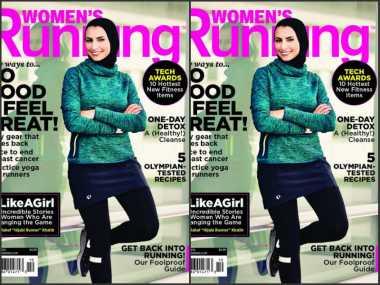 Pertama di Amerika, Majalah Olahraga Pajang Wanita Berhijab