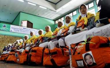 Pesawat Evakuasi Medis Tergelincir di Halim, Penerbangan Haji Molor Tiga Jam