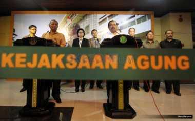 "Kembali Tangkap Jaksa, Ketua KPK ""Minta Maaf"" ke Jaksa Agung"