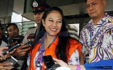 Hakim Kabulkan Damayanti Jadi Justice Collaborator