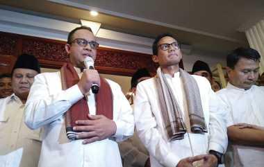 Gerindra Launching Posko Pemenangan Anies-Sandiaga