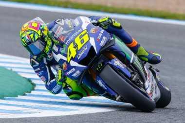 Rossi Tidak Berpikir Meraih Gelar Juara MotoGP Musim Ini