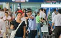 Tiongkok Buat Jalur Khusus Wanita di Bandara Internasionalnya