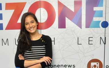 FOTO: Pevita Pearce Promosikan Tanjung Kelayang Belitung