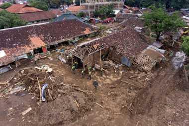 Pencarian Korban Hilang Jadi Fokus Tim Penanggulangan Banjir Bandang Garut