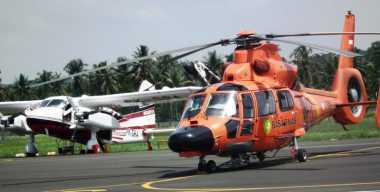 Basarnas Gunakan Helikopter untuk Mencari Korban Banjir Bandang Garut