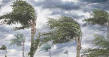 Disapu Angin Puting Beliung, Puluhan Rumah Porak-poranda