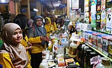 Mahasiswa Internasional Antusias Pelajari Jamu Indonesia