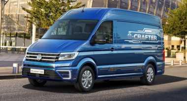 Perang Mobil Niaga Bertenaga Listrik, VW Siapkan e-Carfter Concept