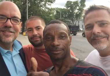 Gelandangan Penemu Bom New Jersey Dihadiahi Apartemen