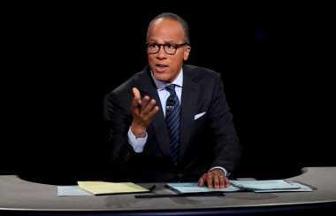 Dirasa Berat Sebelah, Trump Kritik Moderator Debat Capres AS