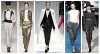 5 Pilihan Item Fesyen untuk Tampil Bergaya Androgini
